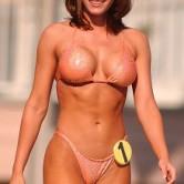 Round #10 of the Budweiser Bikini Bash