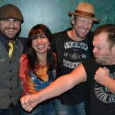 Cowboy Mouth W/Tinbenders