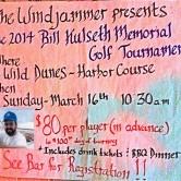Bill Kulseth Memorial Golf Tournament