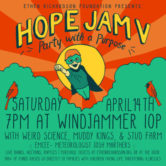 Hope Jam V by Ethen Richardson Foundation