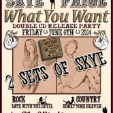 "Skye Paige ""Double CD Release Party"""