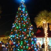IOP Holiday Street Festival With Warrick McZeke and Lauren Hall