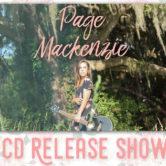 Page Mackenzie W/ Danny May