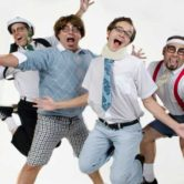 "Spazmatics ""The Ultimate 80'S New Wave Show"""