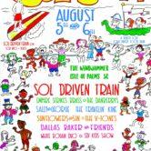 """Sol Driven Train's """"Sol Slam 2016"""""""