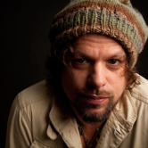 """Michael Glabicki and Dirk Miller of Rusted Root"" Outdoor Deck Show"
