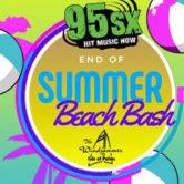 95sx End of Summer Beach Bash
