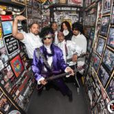 ***Purple Masquerade – Tribute to Prince W/Sol Food