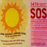 The 14th Annual SOS Memorial Day Pre Party & Show Ticket