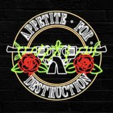 Appetite For Destruction tribute  to GNR W/ Big Bad Bill a tribute to Van Halen
