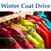Winter Coat drive with The Green Thieves W/Rob Corbett