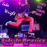 Kids in America-Totally 80s Tribute