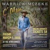 Warrick McZeke EP Release Party
