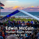Edwin McCain…Outdoor Sun Set Concert..No Opener