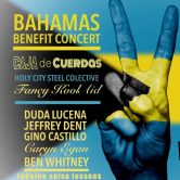 Bahamas Benefit Concert