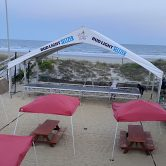 The Bud Light Seltzer Acoustic Beach Series With Rotie Salley and Jeff Bateman