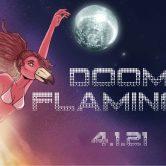 Doom Flamingo on the Beach Stage