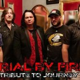 Trial by Fire (A JOURNEY TRIBUTE) on the Bud Light Seltzer Beach Stage