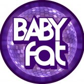 Baby Fat inside stage