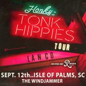 LANCO: Honky-Tonk Hippies Tour 2021 with Special Guest Ross Ellis On The Bud Light Seltzer Beach Stage