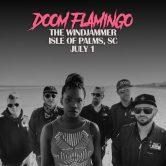 Doom Flamingo On The Bud Light Seltzer Beach Stage