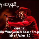 Randy Houser On The Bud Light Seltzer Beach Stage