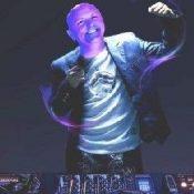 DJ Insane on the Back Deck