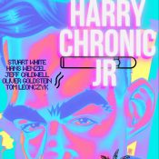 Harry Chronic Junior on the inside stage