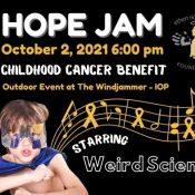 Hope Jam Childhood Cancer Benefit